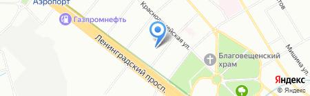 Helpteam на карте Москвы