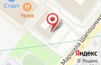 Схема проезда до компании Передовые Медицинские Технологии в Москве