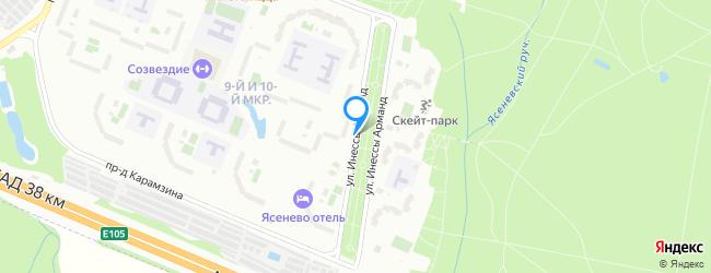 улица Инессы Арманд