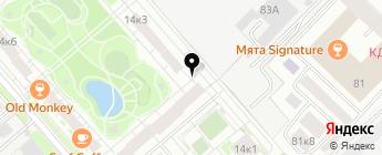 ВТР-Авто Русс на карте Москвы