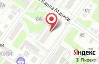 Схема проезда до компании Подольское РАЙПО в Подольске
