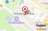 Схема проезда до компании Альскор в Подольске