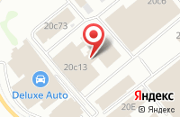 Схема проезда до компании МежРегионМеталл в Москве