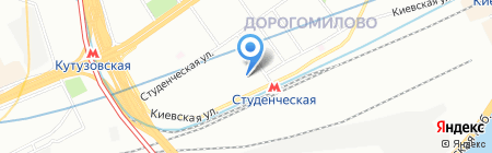 ДМС Передовые Технологии на карте Москвы