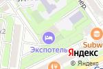 Схема проезда до компании Формула слуха в Москве
