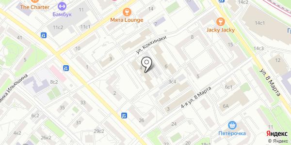 ЗАРУБЕЖВОДСТРОЙ. Схема проезда в Москве