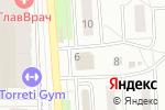 Схема проезда до компании Салон цветов в Подольске