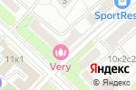 Схема проезда до компании Аэропорт в Москве