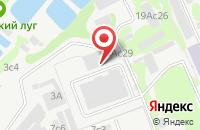 Схема проезда до компании Альтер Эго в Москве