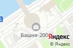 Схема проезда до компании Шоник в Москве