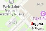 Схема проезда до компании Россия в Москве