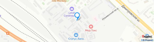 Ильменский проезд