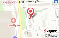 Схема проезда до компании RightStore в Подольске