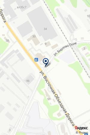 D-TRAVELS.RU на карте Дмитрова