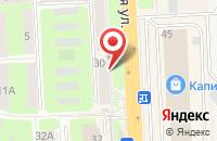 Схема проезда до компании ЭПЛ ПЛЮС в Подольске