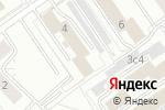 Схема проезда до компании ЗАРУБЕЖВОДСТРОЙ в Москве