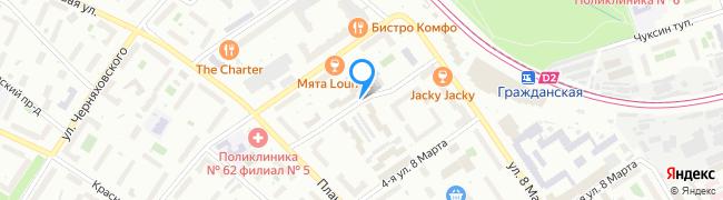 улица Коккинаки