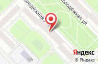 Схема проезда до компании Большеафанасовская средняя общеобразовательная школа в Большом Афанасово