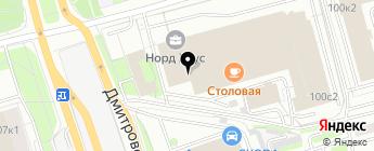 А777МР на карте Москвы