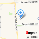 ВижуВсё на карте Подольска
