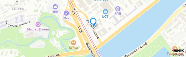 улица Потылиха