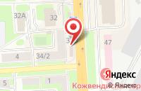 Схема проезда до компании Живая лавка в Подольске