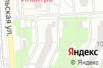 Схема проезда до компании Мое солнышко в Москве