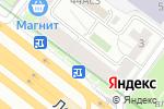 Схема проезда до компании Аксель в Москве