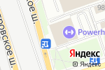 Схема проезда до компании Ампир в Москве