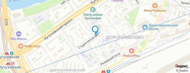 улица Дунаевского