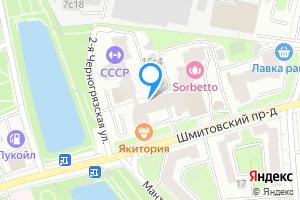Снять комнату в двухкомнатной квартире в Москве м. Деловой центр, Шмитовский проезд, 16с2