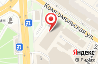 Схема проезда до компании Центр Правовой Поддержки в Подольске
