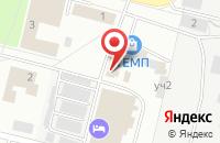 Схема проезда до компании Матрица-С в Климовске