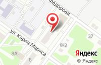 Схема проезда до компании Wildberries в Подольске