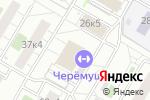 Схема проезда до компании Профессиональный Клуб Каратэ в Москве