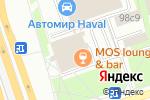 Схема проезда до компании Bingo Boom в Москве