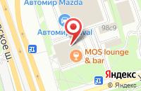 Схема проезда до компании АВТОМОЙКА в Дмитрове