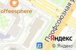 Схема проезда до компании Родной город. Воронцовский парк в Москве