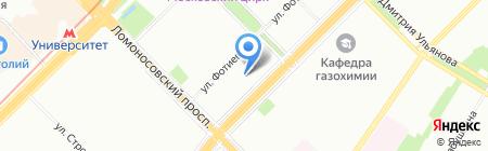 СпаркЛайн ЭЛЕКТРОНИКС на карте Москвы