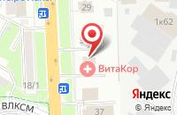 Схема проезда до компании Эксперт Про в Подольске