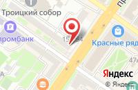 Схема проезда до компании КБ Развитие в Подольске