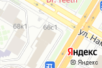 Схема проезда до компании Грин Тим в Москве