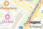 Схема проезда до компании Флаво-Трейдинг в Москве