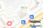 Схема проезда до компании То в Москве