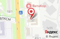 Схема проезда до компании ПОДОЛЬЕ-РЕМСТРОЙИНВЕСТ в Подольске