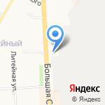 Архитектурно-планировочное управление Московской области на карте Подольска