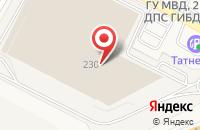 Схема проезда до компании Безант I в Подольске
