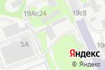 Схема проезда до компании МЭЙДЖ в Москве