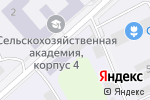 Схема проезда до компании Garden Plants в Москве