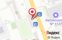 Схема проезда до компании DK Foto в Подольске